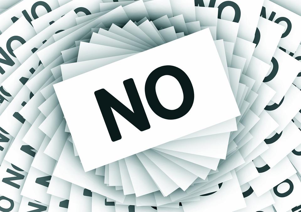 """对工作场所性骚扰说""""不""""!"""